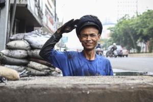 Clean up Jakarta