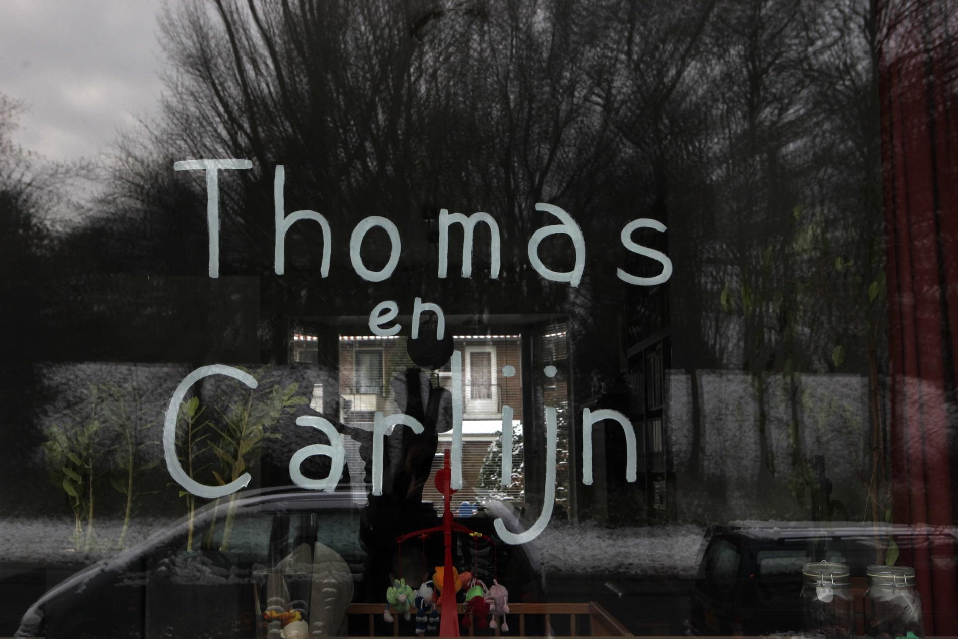 Cynthia Boll - Thomas en Carlijn