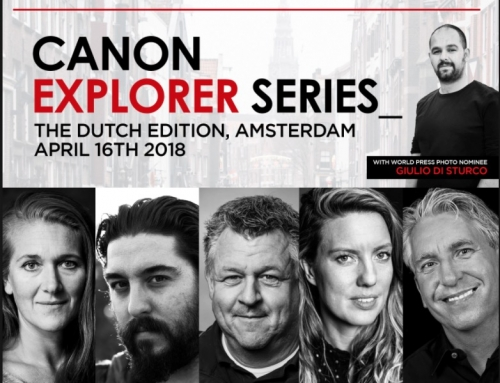 Canon Explorer Series