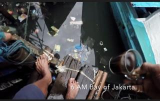 Ocean Pollution Indonesia